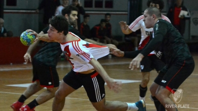Handball - LHC - River vs. A. A. Quilmes