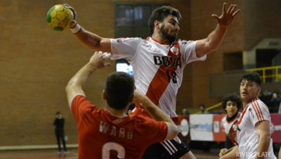 Handball: River vs. Colegio Ward (Liga de Honor - Caballeros)