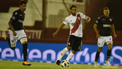 Lanús vs. River Plate (Superliga - Fecha 15)